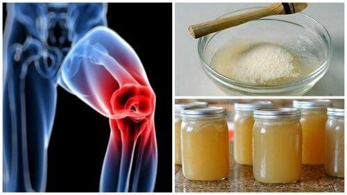 Ajută cu durerea articulară