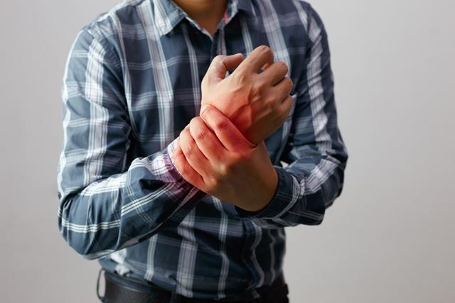 articulațiile doare după infecție deget mic în articulație