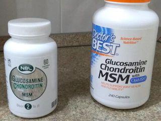 artrara condroitină glucozamină)