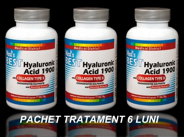 Preparate cu acid hialuronic pentru tratamentul artrozei