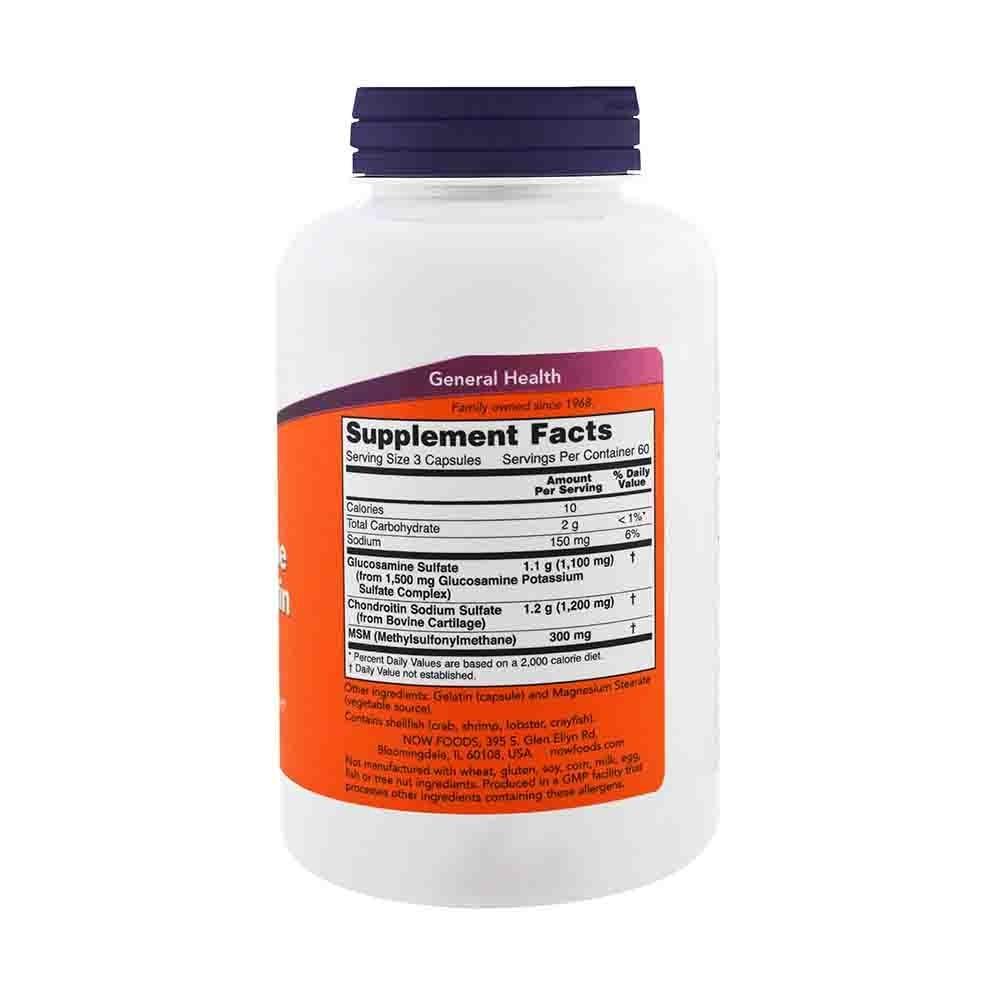 complex de glucozamină și condroitină)