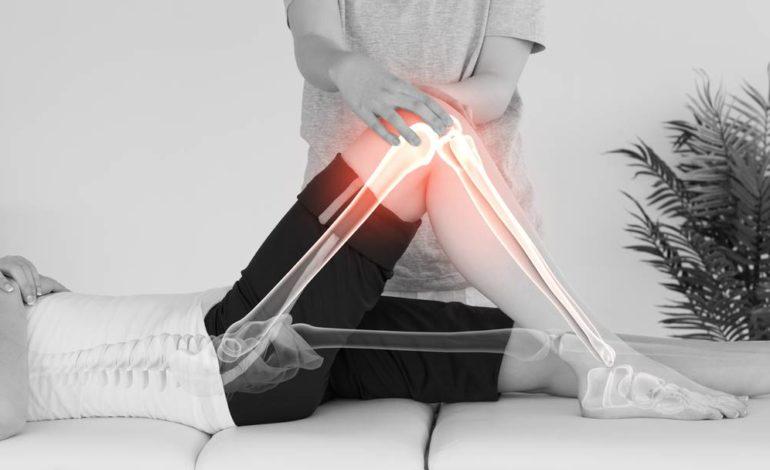 refacerea mobilității articulare după răni)