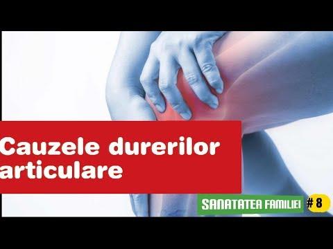 dureri articulare și intoxicație durere în oasele articulației șoldului