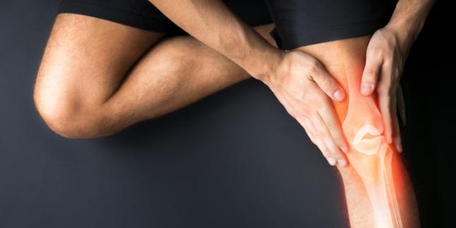 Comparativ cu tratamentul durerii genunchiului