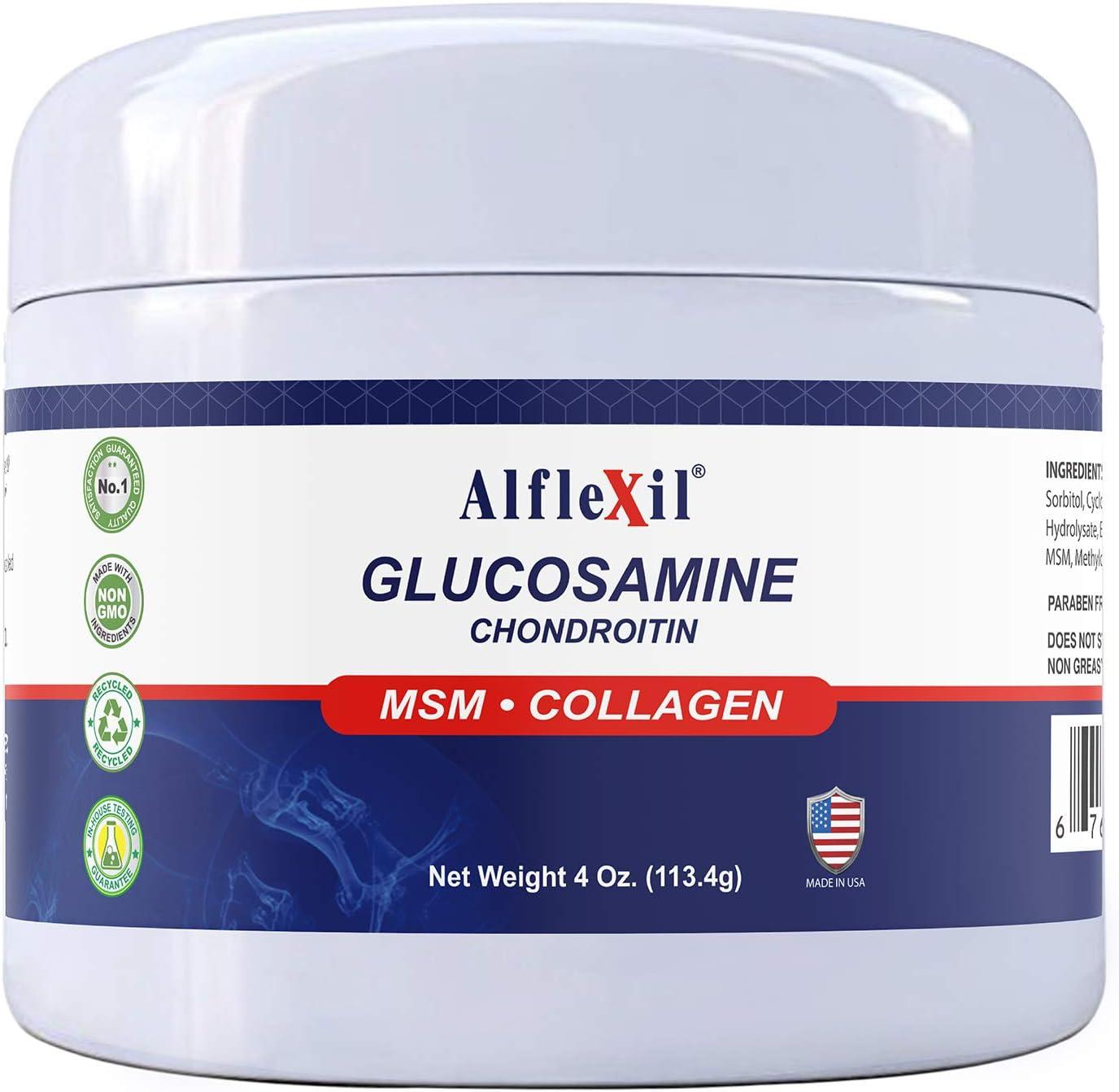 crema complexă de glucosamină cu condroitină dureri articulare pelvine la bărbați