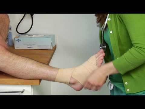 cum să tratezi medicația cu artroza gleznei