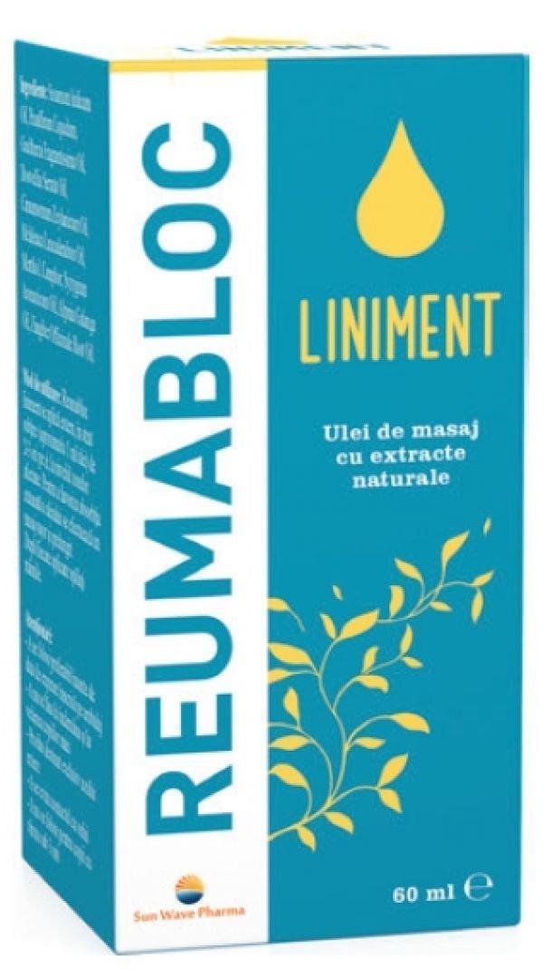 Reumabloc Liniment 60 ml