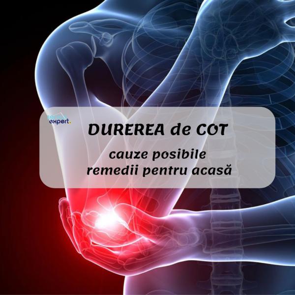 durere în articulațiile cotului în repaus