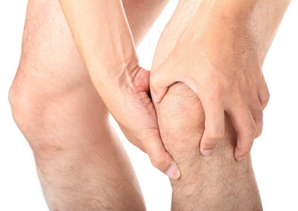 durere ascuțită la genunchi asta este)