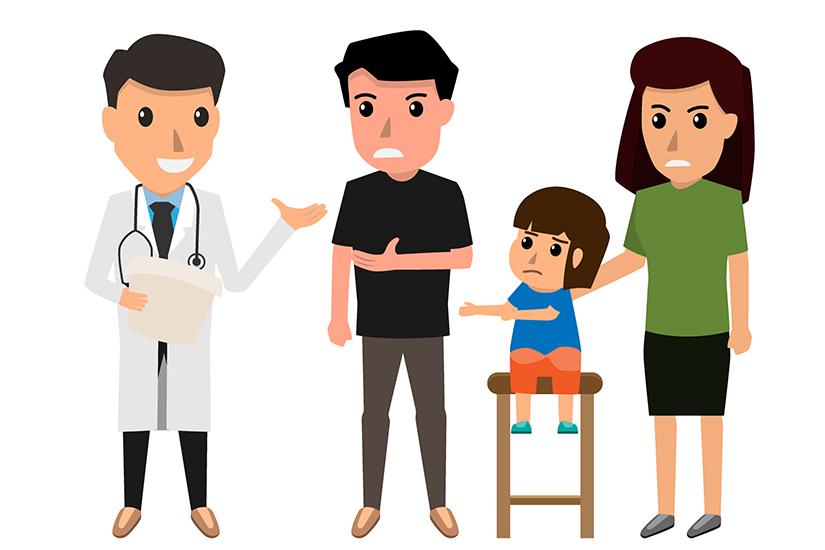 complicația durerii articulare după vaccinare)