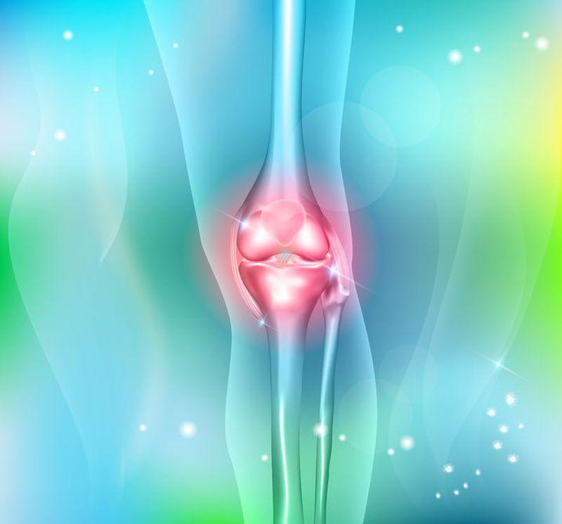 artroza deformantă a gonartrozei genunchiului)