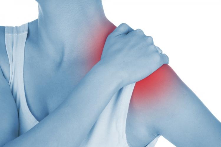 durere în articulațiile mâinilor brâului de umăr