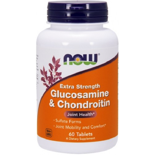 Cât timp să luați glucosamină condroitină - NOW Glucosamina si Condroitina /mg - 60 Tablete