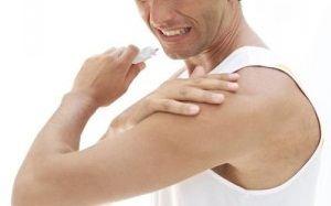 inflamație acută a articulației umărului