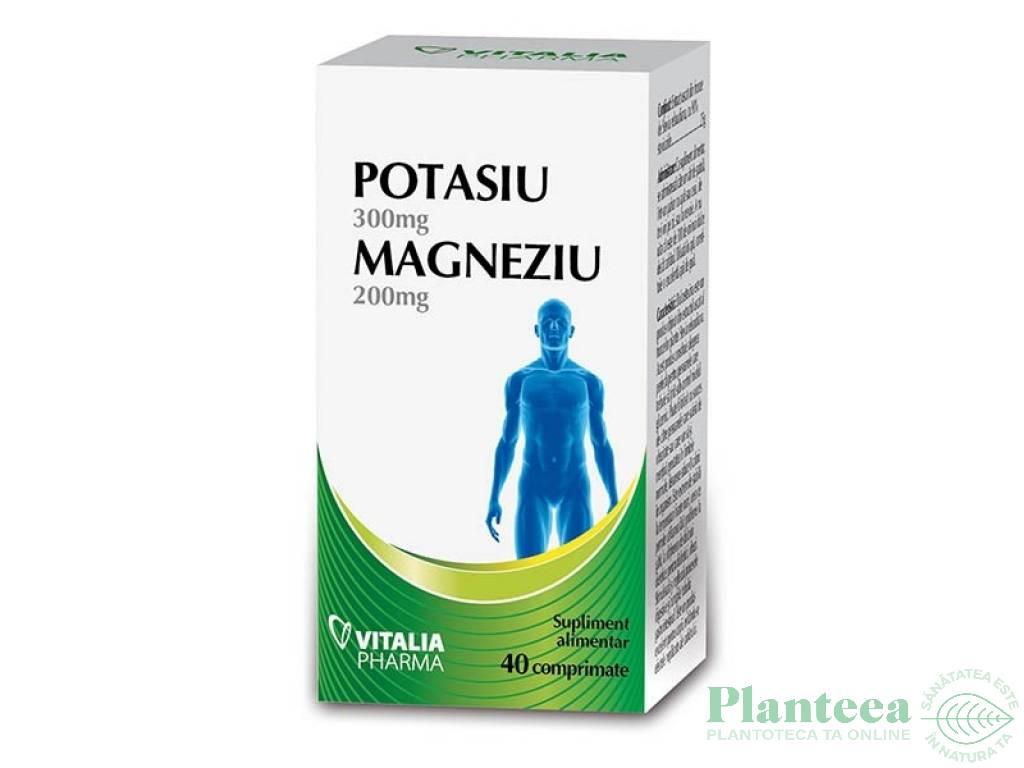 potasiu și magneziu pentru dureri articulare)