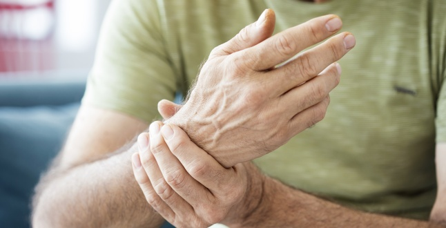 artroza pe articulațiile degetelor