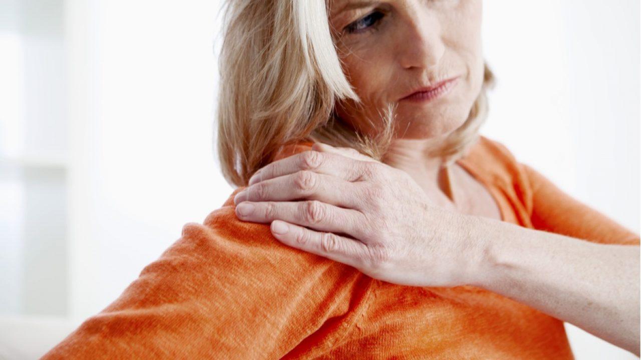 scăpând de durerile de umăr