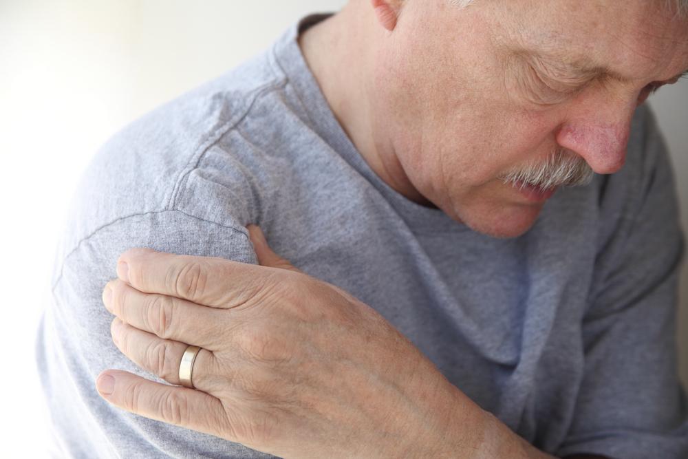 semn de durere de umăr