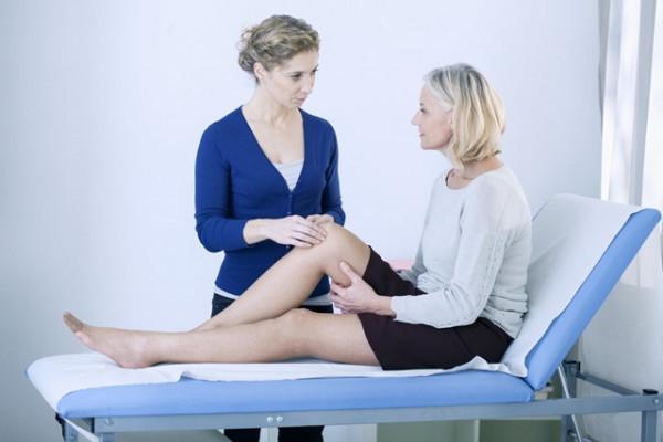 tratamentul artrozei genunchiului cu bilă)