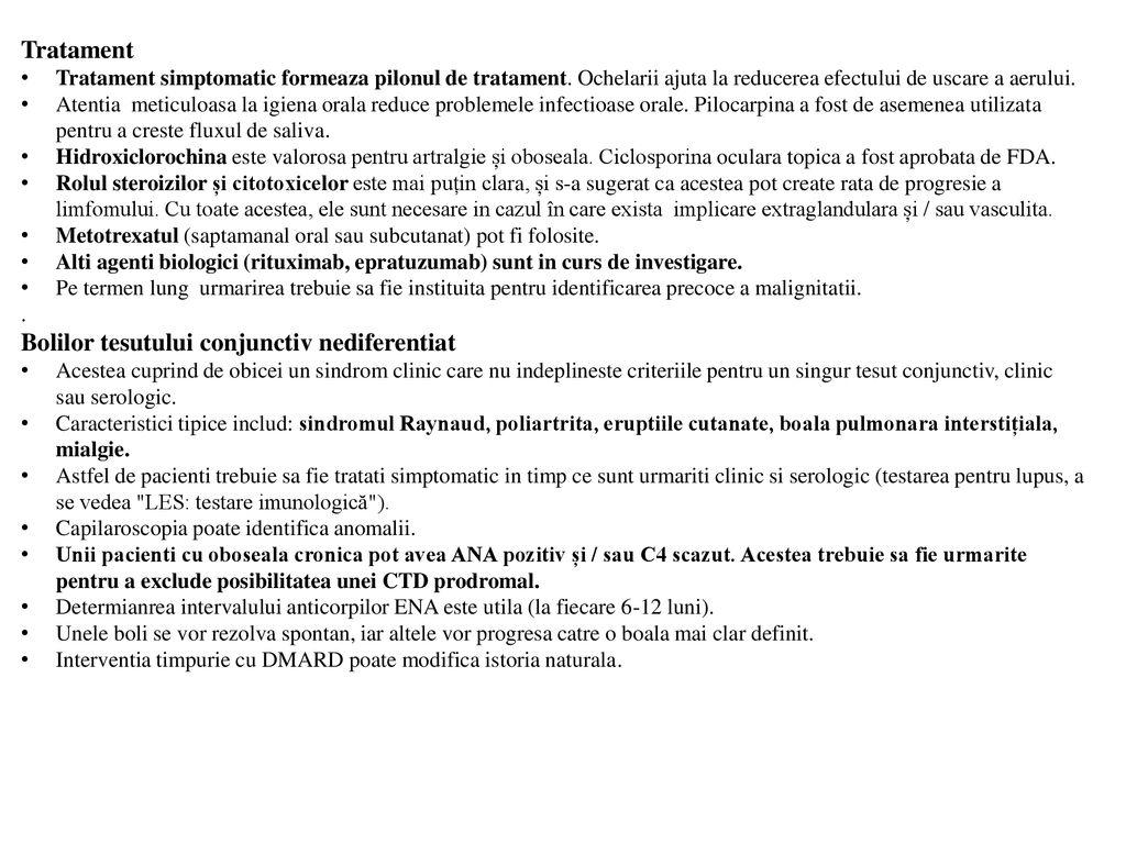 Boala mixtă de țesut conjunctiv - thecage.ro