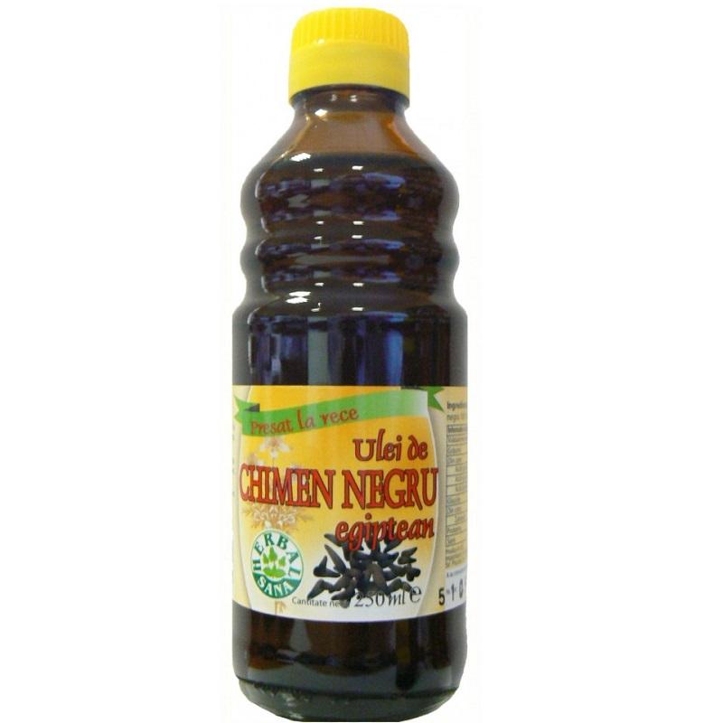 Nigella - Ulei de Chimen Negru 60cps Provita