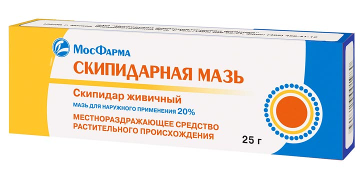 unguente de încălzire pentru lista osteochondrozei)
